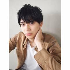 坊主 モテ髪 ボーイッシュ 黒髪 ヘアスタイルや髪型の写真・画像