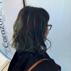 ガーリー 透明感カラー 圧倒的透明感 リアルサロン ヘアスタイルや髪型の写真・画像