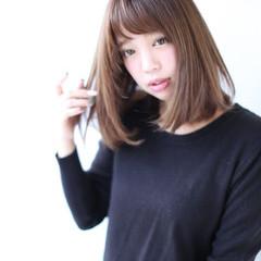 大人かわいい モテ髪 ガーリー 暗髪 ヘアスタイルや髪型の写真・画像