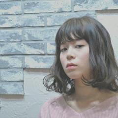 外国人風 ボブ ガーリー 大人かわいい ヘアスタイルや髪型の写真・画像