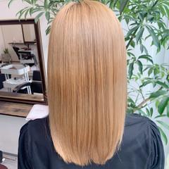 髪質改善カラー ロングヘア ロング ナチュラル ヘアスタイルや髪型の写真・画像