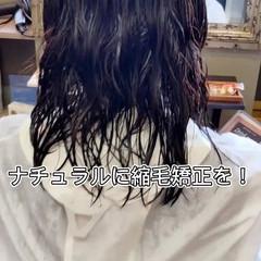 縮毛矯正 ナチュラル ショート お手入れ簡単!! ヘアスタイルや髪型の写真・画像
