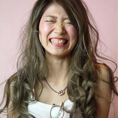 グラデーションカラー 大人女子 かわいい 色気 ヘアスタイルや髪型の写真・画像