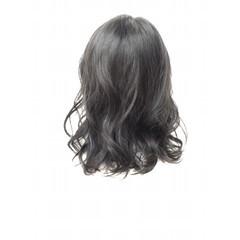 ガーリー 暗髪 ヘアアレンジ ボブ ヘアスタイルや髪型の写真・画像