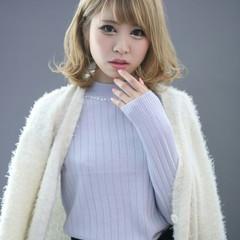 渋谷系 ストリート 外国人風 ハイライト ヘアスタイルや髪型の写真・画像