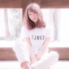 外国人風カラー パンク グラデーションカラー 春 ヘアスタイルや髪型の写真・画像