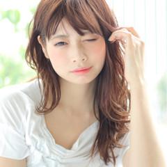 ウェットヘア 艶髪 透明感 ピュア ヘアスタイルや髪型の写真・画像