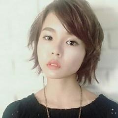 大人女子 こなれ感 ナチュラル ニュアンス ヘアスタイルや髪型の写真・画像