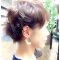 田丸麻紀 ベース型 ナチュラル シースルーバング ヘアスタイルや髪型の写真・画像