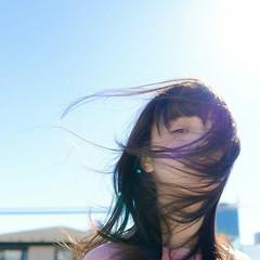 ナチュラル フェミニン 前髪あり 透明感 ヘアスタイルや髪型の写真・画像