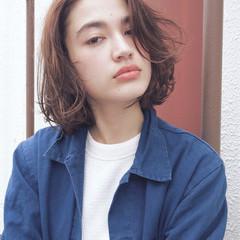 ボブ 大人女子 パーマ 大人かわいい ヘアスタイルや髪型の写真・画像