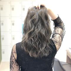 ヘアアレンジ 外国人風カラー 透明感 エレガント ヘアスタイルや髪型の写真・画像