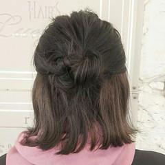 ストリート ボブ ダブルカラー インナーカラー ヘアスタイルや髪型の写真・画像