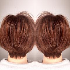 フェミニン パーマ 色気 ハイライト ヘアスタイルや髪型の写真・画像