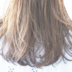 アッシュベージュ ミルクティーベージュ ベージュ ブラウンベージュ ヘアスタイルや髪型の写真・画像