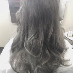 フェミニン エレガント ロング 夏 ヘアスタイルや髪型の写真・画像