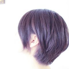 透明感 ショート 大人女子 マッシュ ヘアスタイルや髪型の写真・画像