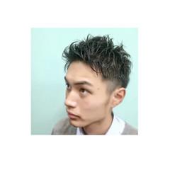 坊主 ショート コンサバ 黒髪 ヘアスタイルや髪型の写真・画像