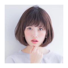 パーマ 暗髪 ワンカール 簡単 ヘアスタイルや髪型の写真・画像