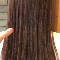 アンニュイ ゆるふわ フェミニン イルミナカラー ヘアスタイルや髪型の写真・画像
