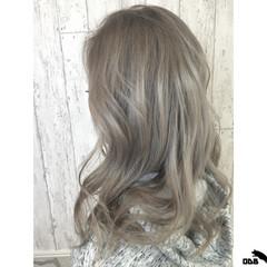 シルバー 外国人風 外国人風カラー ストリート ヘアスタイルや髪型の写真・画像