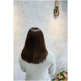 ナチュラル ミディアム 艶髪 髪質改善トリートメント ヘアスタイルや髪型の写真・画像 | 角谷 崇 / hair  Cou Cou