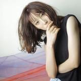ミディアム エレガント ヘアスタイルや髪型の写真・画像[エリア]