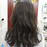 ロング エレガント ヘアスタイルや髪型の写真・画像