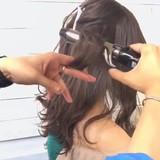 アンニュイ 外ハネ アウトドア デート ヘアスタイルや髪型の写真・画像[エリア]