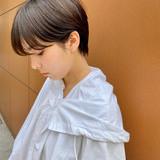 ベリーショート ショート 大人ショート ナチュラル ヘアスタイルや髪型の写真・画像[エリア]