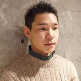 ストリート メンズ メンズヘア ツーブロック ヘアスタイルや髪型の写真・画像 | 刈り上げ・2ブロック専門美容師 ヤマモトカズヒコ / MEN'S GROOMING SALON AOYAMA by kakimoto arms