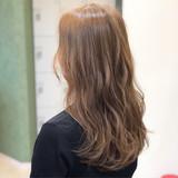 ロング エレガント ヘアスタイルや髪型の写真・画像[エリア]