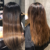 最新トリートメント トリートメント サイエンスアクア 髪質改善 ヘアスタイルや髪型の写真・画像