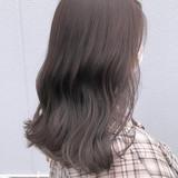 ナチュラル 大人ハイライト 地毛ハイライト 3Dハイライト ヘアスタイルや髪型の写真・画像