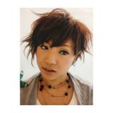 ショート ハイライト かっこいい ストリート ヘアスタイルや髪型の写真・画像[エリア]