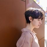モード マッシュショート ベリーショート ショートヘア ヘアスタイルや髪型の写真・画像[エリア]