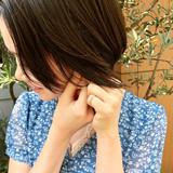 ショート ショートヘア ナチュラル ベリーショート ヘアスタイルや髪型の写真・画像[エリア]