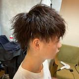 ストリート メンズマッシュ メンズ メンズカット ヘアスタイルや髪型の写真・画像 | つーくん / フリーランスシェアサロンルレイル