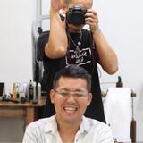 坊主 メンズ ボーイッシュ 刈り上げ ヘアスタイルや髪型の写真・画像
