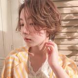 大人かわいい 大人女子 小顔 ナチュラル ヘアスタイルや髪型の写真・画像