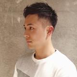 メンズ ショート 刈り上げ メンズショートヘアスタイルや髪型の写真・画像