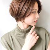マッシュウルフ メンズカット 外ハネボブ フェードカットヘアスタイルや髪型の写真・画像