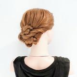 くるりんぱ ヘアアレンジ ヘアセット フェミニン ヘアスタイルや髪型の写真・画像 | 美容師HIRO/Amoute代表 / Amoute/アムティ