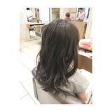 上品 暗髪 ロング 艶髪 ヘアスタイルや髪型の写真・画像