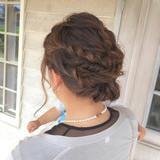 ヘアアレンジ 成人式 簡単ヘアアレンジ デート ヘアスタイルや髪型の写真・画像 | MOMOKO / HairworksZEAL