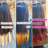 成人式 スポーツ アウトドア ストリート ヘアスタイルや髪型の写真・画像 | 寺島孝夫 / Lea hair&nail