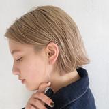 アンニュイほつれヘア デート 外国人風 簡単ヘアアレンジ ヘアスタイルや髪型の写真・画像 | 浅野 広夢 / vicca 'ekolu
