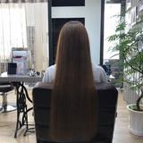 エレガント 髪の病院 名古屋市守山区 髪質改善 ヘアスタイルや髪型の写真・画像