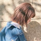 まとまるボブ ボブヘアー 外ハネ 外ハネボブ ヘアスタイルや髪型の写真・画像   中川 崇広 / drive for garden