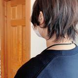 前髪の写真・画像
